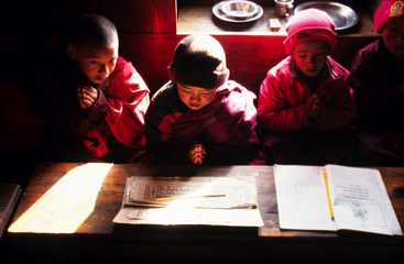 Little Monks, Nepal