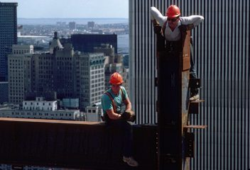 Ironworker, New York